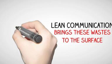 The Keys to Lean Communication – Improving the Process